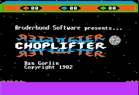 Old CGA 1024 colors