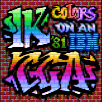 CGA in 1024 Colors - a New Mode: the Illustrated Guide