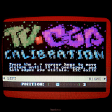 TVCGAFIX Utilities - Adjust CGA Output for TV